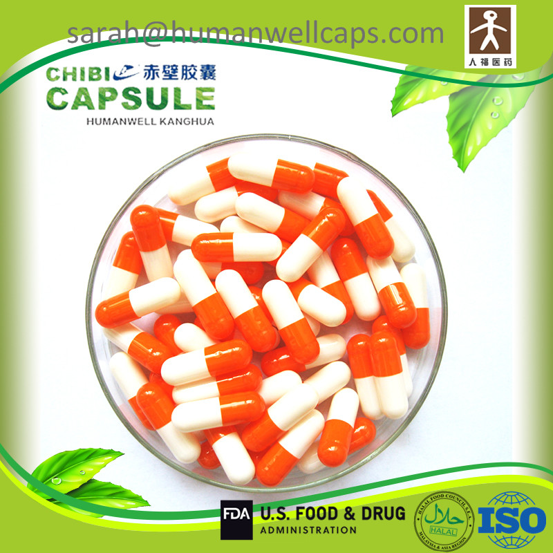 customized empty capsules edible empty hard gelatin capsules