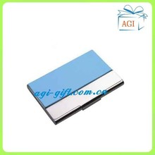High quality leather business card case