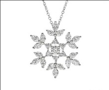 Classy And Pretty Diamond Pendant Design