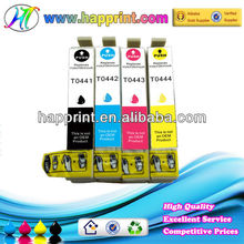 Guaranteed 100% compatible ink cartridge for Epson T0431 T0441 T0442 T0443 T0444