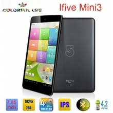 "Newest FNF iFive Mini3 tablet pc RK3188 1.6GHz 1G RAM 16G ROM Two Camera 5MP 7.85"" IPS Screen 1920 x 1200 pixels"