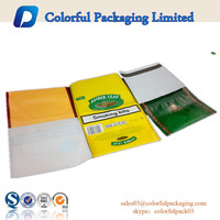 hand rolling plastic Tobacco bag/Herbal incense bag with Ziplock for Sale