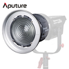 Aputure large fresnel lens solar concentrator for COB 120 series Light Storm led video light