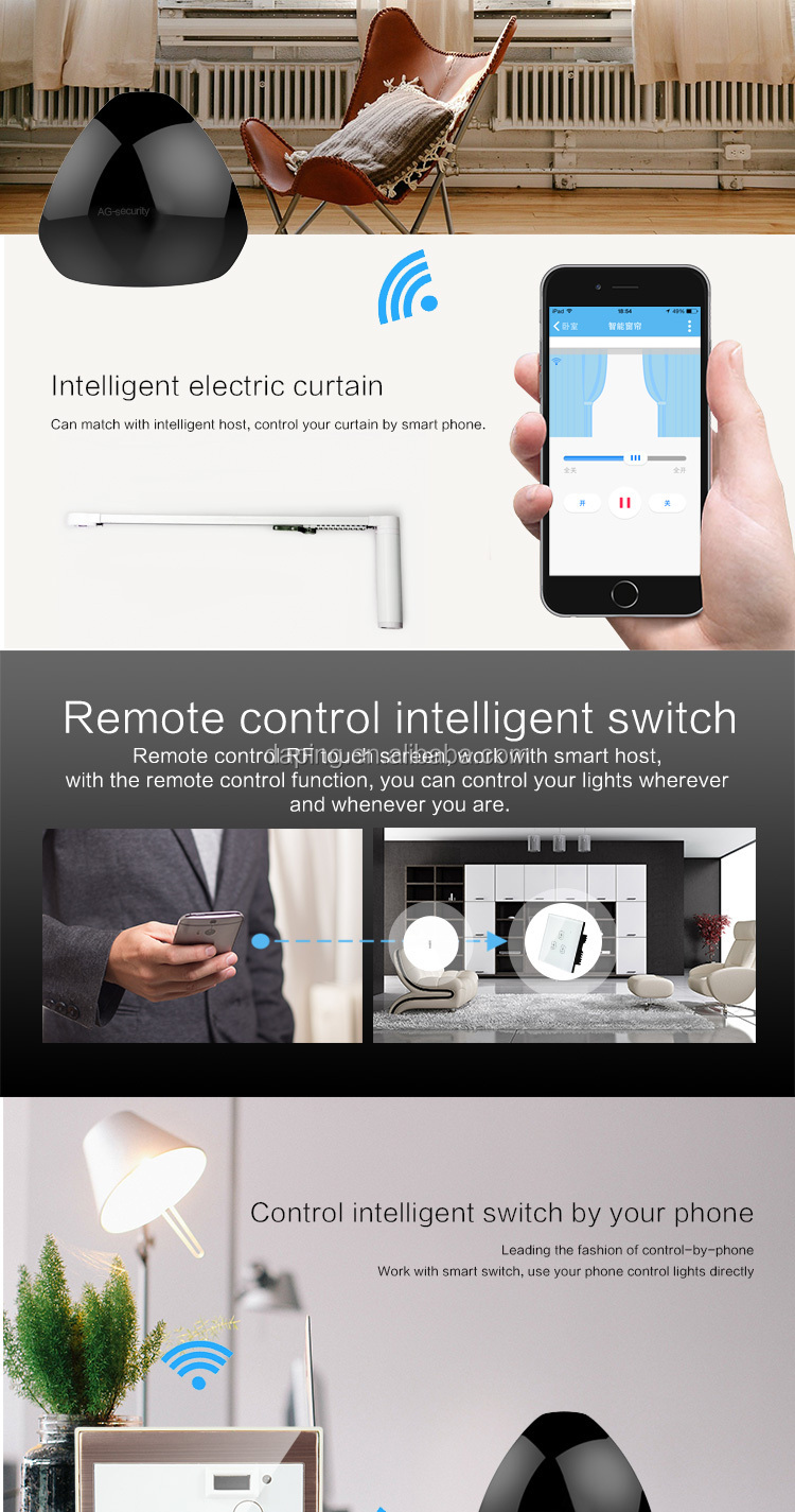 IR extender for smart home automation