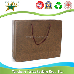 Export quality products die cut paper bag new inventions in china