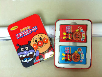 Holiday Educational Paper Card Game Set in Tin Box