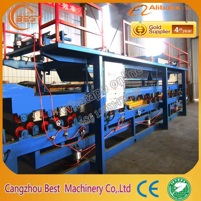 Machinery panel sandwich polyurethane