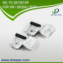 electric power window WINDOW REGULATOR REPAIR KIT SLIDER FRONT RIGHT 1C0837655C , 1C0837655A , 1M0837462A, 6Y1837462