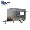 High quality united states standards towable street mobile food trailers carts