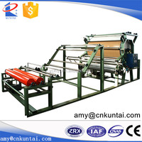 KT-WF-1800B Water Based Glue Leather Laminating Machine for Shoe Making