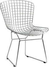 modern wire chair/replica bertoia wire chair/wire mesh outdoor chair