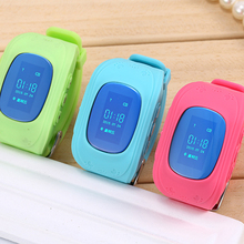 Color Display Color and White,Blue,Red,Black,Green,Yellow,Pink,Purple,Silver,Gray,Brown Color Q50 children GPS smart watch