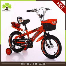 Chidren 12 14 16 18 inches wheels mountain bike cheap china factory OEM plastic kids bicycle with mudguard