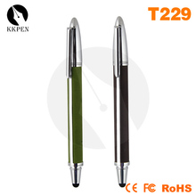 Jiangxin middle quality turkey feather fountain gift pen for EU market