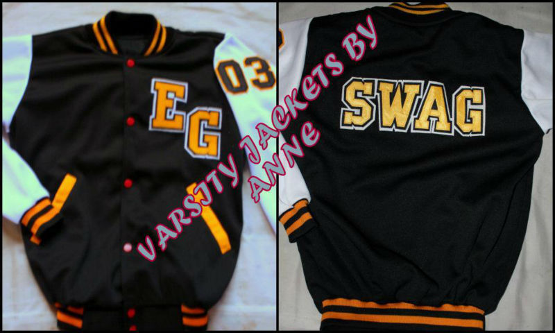 Customize Varsity jacket
