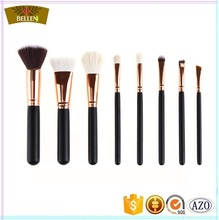 Professional 8pcs Make up Set Eyeshdow Blusher Lip Eyebrow Makeup Brush Set