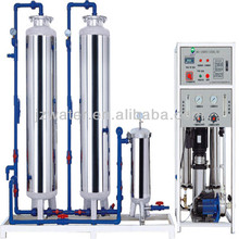 Reverse Osmosis System Using PLC Control