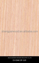 China Cheap Oak Wood Timber Laminated Face Veneer