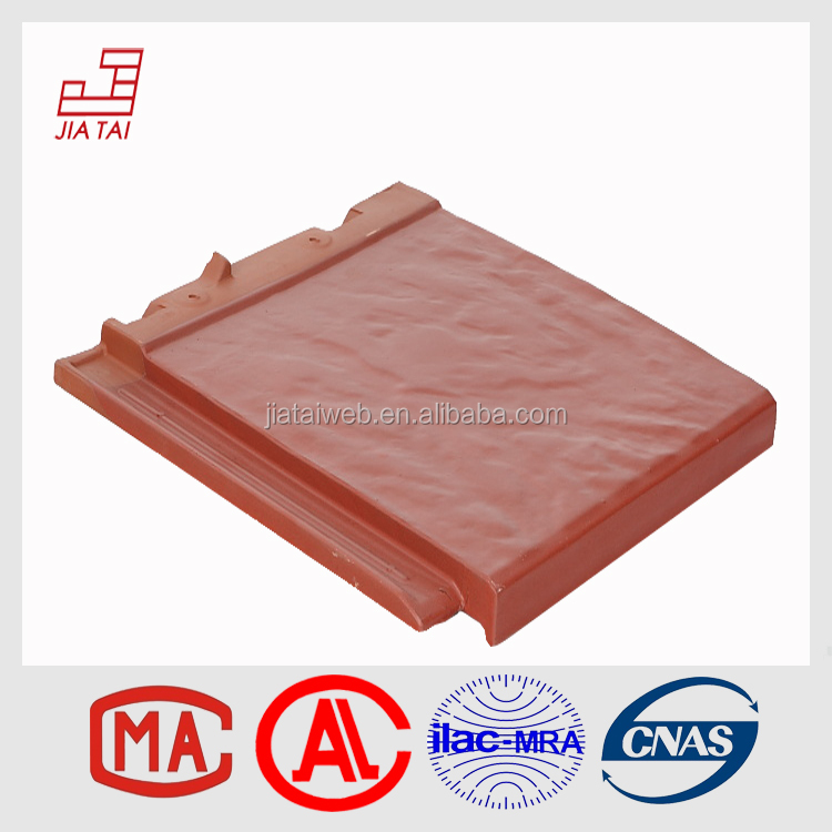 Roofing decorative colorful glazed tiles from Jiatai