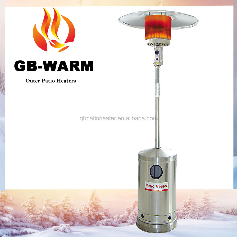 remote controlled CE Certification garden sun mushroom patio heater parts with bar table