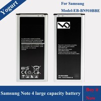 gb t18287 cell phone battery rechargeable for Samsung NOTE4 battery
