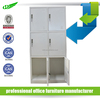 KD structure 6 door school steel locker cabinet