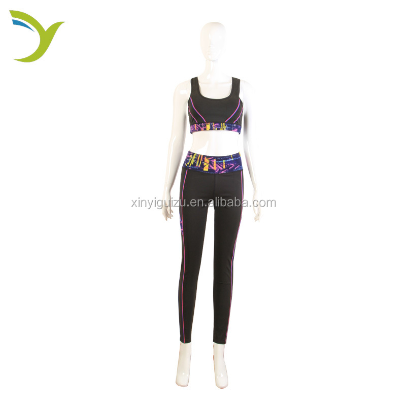 Good wicking underwear fitness and yoga wear made in China Online biggest supplier