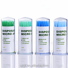 OEM micro applicator /medical hospital disposable patient need equipments
