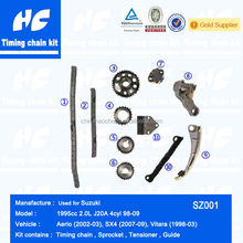 Used for Suzuki J20A Timing chain kit