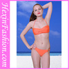Factory Wholesale 2013 Women Fashion Sexy Orange Brazilian Bikini