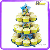 Toy Story 3 Tiers Corrugated Cupcake Kit