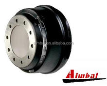 Trailer brake drum compatible with WEBB