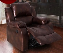 YRC8020B Home <strong>Furniture</strong> General Use and Synthetic Leather recliner rocking chair