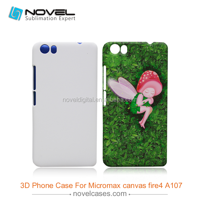 3D Phone Case For Micromax A107, Phone Accessories For Sublimation Printing