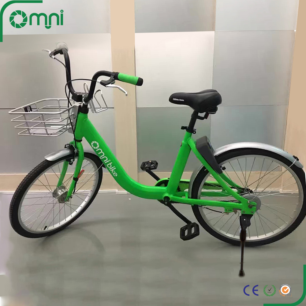 Custom latest bicycle rental management system mobike public sharing bike with gps tracker lock