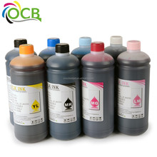 Ocbestjet 8 Colors 1000ML/Bottle Universal Dye Ink For Epson Stylus Pro 4800 7800 9800 Large Format Printer