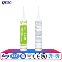 gp acetoxy silicone sealant for stainless steel
