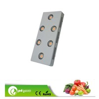 Used led grow light full spectrum greenhouse cob led grow light with CXA2530 2540 3070 LED chips