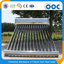 Hot Sale Project For School Integrated Non-Pressure High Quality Etc Non Pressure Solar Water Heater
