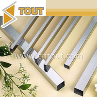ASTM GB JIS AISI DIN Construction Decoration Mirror Polishing Stainless Steel Pipe