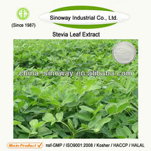 Natural Stevia Extract Rebaudioside A 98%