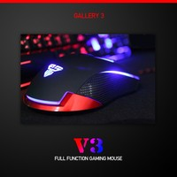 2016 new fashion gaming design USB wired optical gaming mouse