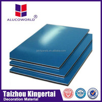 Alucoworld decorative wall cladding /waterproof garage ceiling covering panels