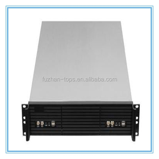 High quality 2U aluminum rackmount server chassis with cheap price