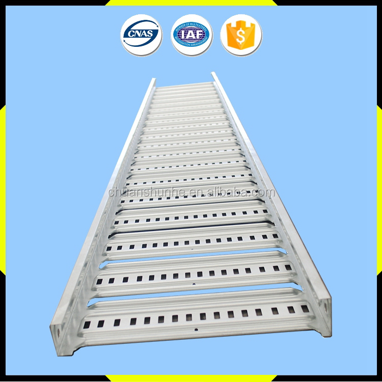 Super quality latest aluminum cable tray cable ladder tray