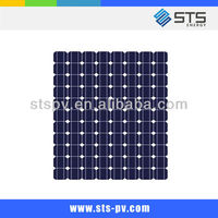 250W mono solar panel with high efficiency