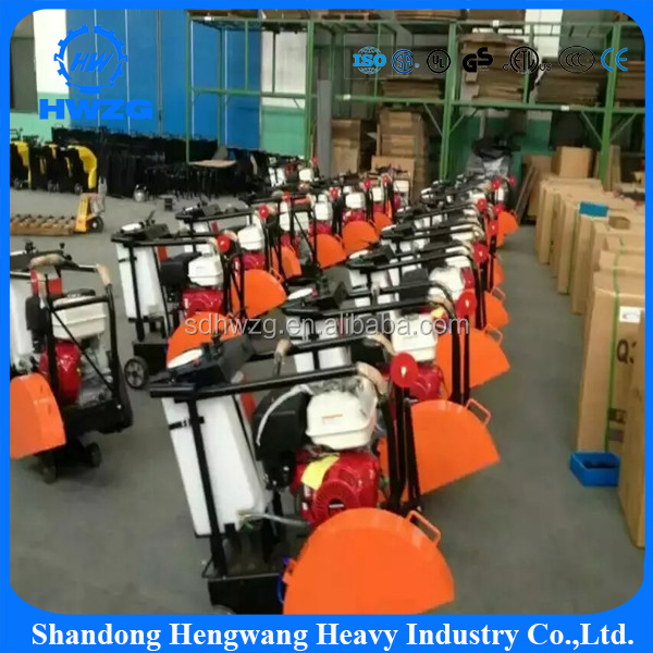Superior Quality hand grooving machine concrete/asphalt cutter