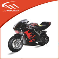 mini electric pocket bike for hot sale with new design and fine quality