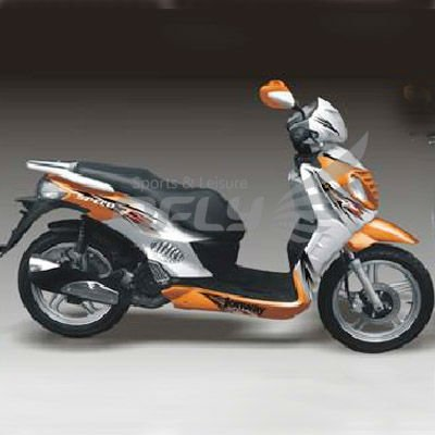 2011 new model Gas Motor Scooter Equipped with 125cc Engine MS1277EEC