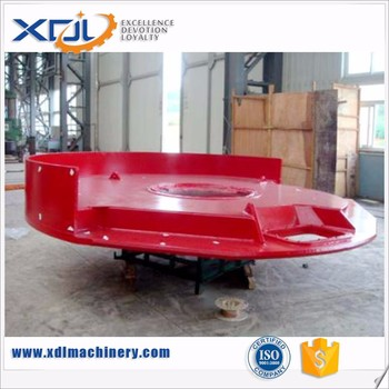Good Quality Customized Steel Fabrication In Sheet Metal Fabrication